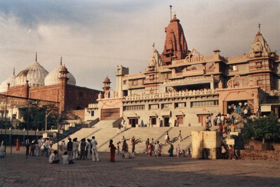 Agra-Mathura-Delhi